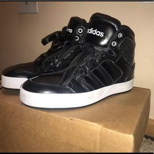 Adidas High top sneakers.